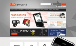 Led lightworld