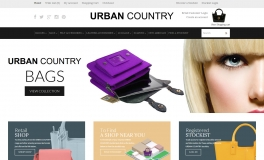 Urban country bags